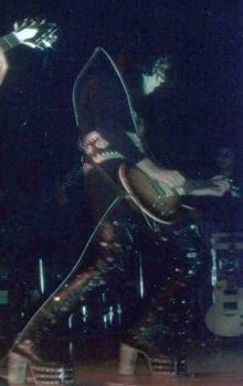 Ace Frehley Les Paul History 1973 To 1975