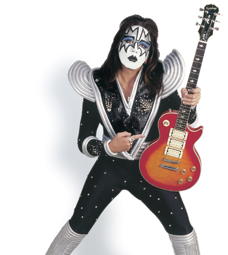 Ace Frehley Les Paul - Epiphone Models