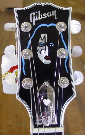 Ace Frehley Les Paul - The Story of