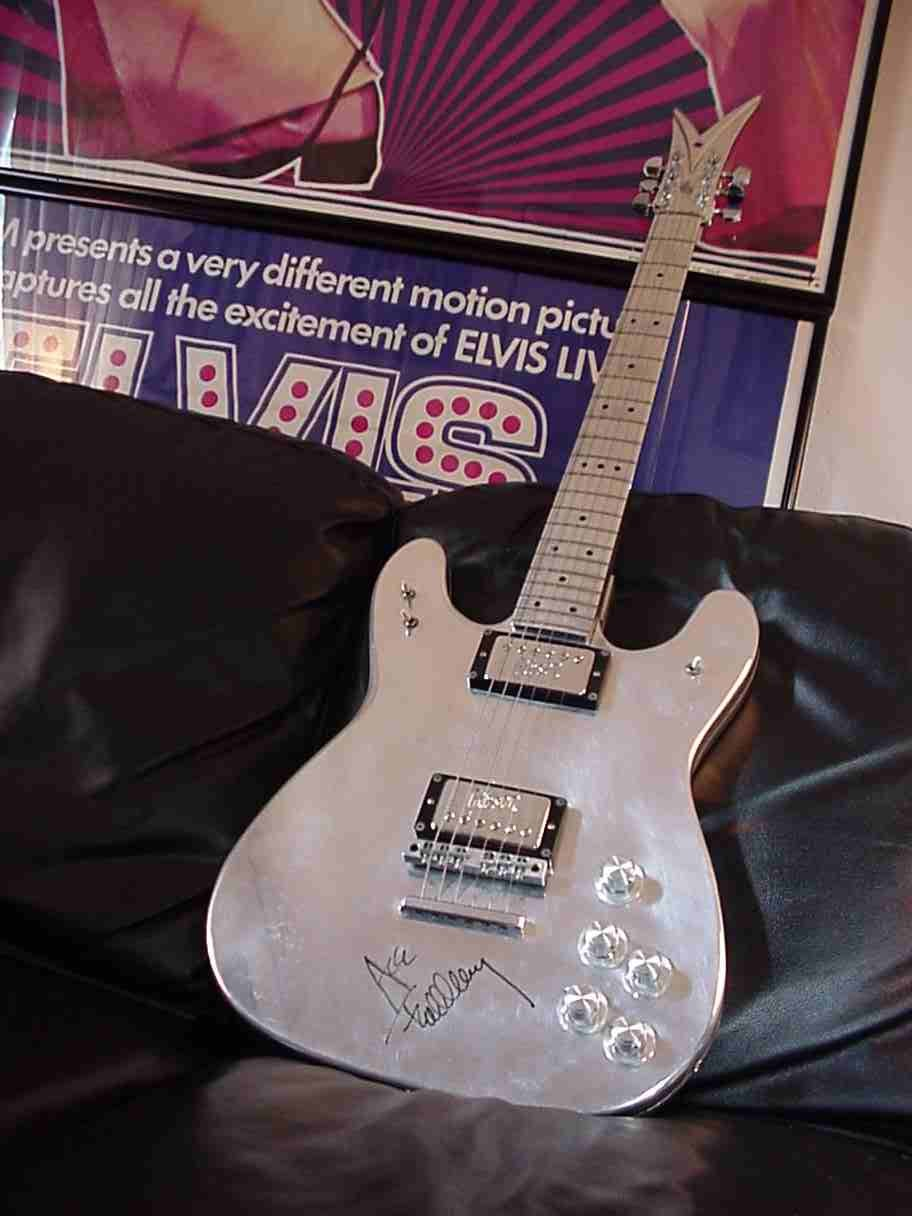Ace Frehley Les Paul Others